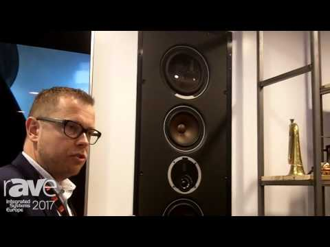 ISE 2017: Dali Intros Phantom S-280 Speaker and Removable Grill