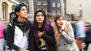 PERDIMOS A NUESTROS PADRES EN LONDRES  | LOS POLINESIOS VLOGS thumbnail