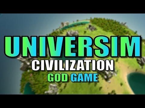Universim   Civilization God Game!   Let's Play the Universim: Gameplay Update!  