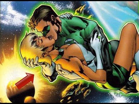 El Romance de Linterna verde y Arisia