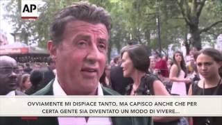 I MERCENARI 3 - Sylvester Stallone sul download illegale del film - Sub ITA