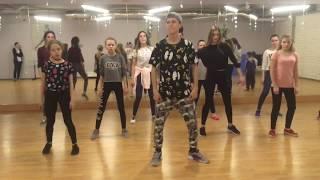 Танец под песню Делаем флекс - Зомб (тизер)