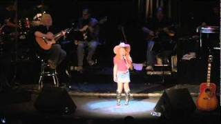 Ezrah Noelle performing Cowboy Sweetheart