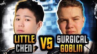 PRO vs PRO | Surgical Goblin vs Little Chen | BEST OF 5 MATCH