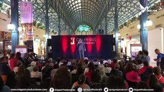 Octavio la Voz del príncipe de la canción Homenaje a José José Galerias Insurgentes