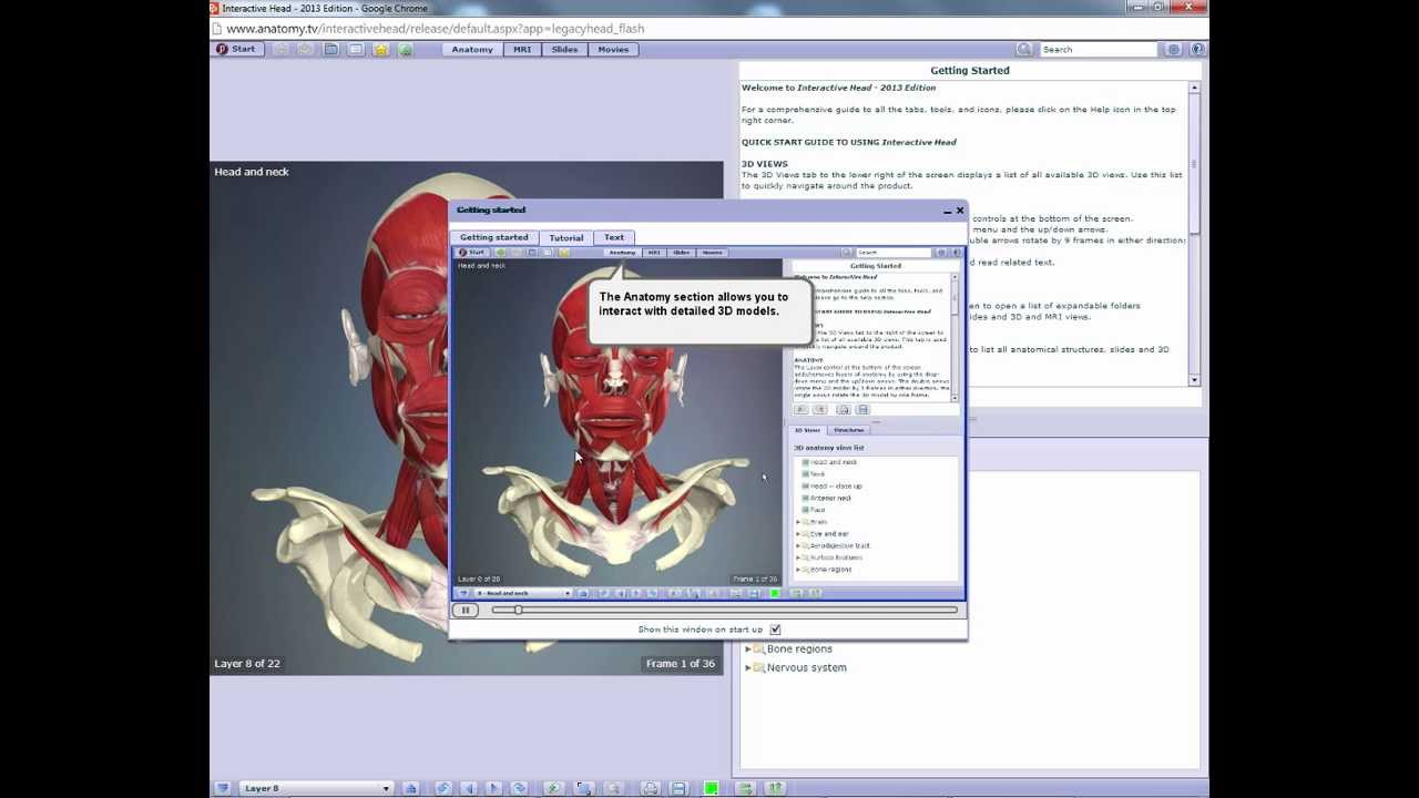 Getting Started - Anatomy.TV - YouTube