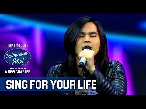 RAMANDA ALMUNA - SPIRIT CARRIES ON - (Dream Theatre) - Indonesian Idol 2021