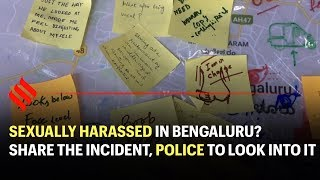 Bengaluru student maps sexual-harassment zones, police keen to collaborate