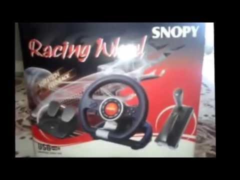 917c1347ea5 Snopy Racing Wheel #Direksiyon Seti #Kutu Açılımı - YouTube