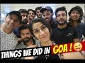 GOA WHAT WE DID TWO DAYS WITH REAL SHIT NAZAR BATTU QRT AND BOB PART 1 mp3