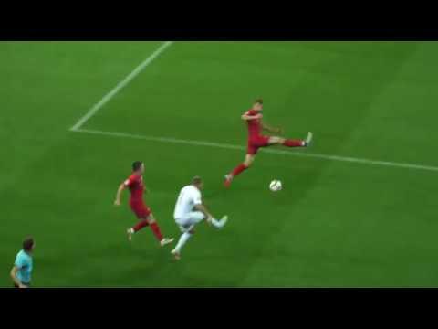 Polska 2:3 Portugalia (11.10.2018) Skrót meczu-wszystkie bramki