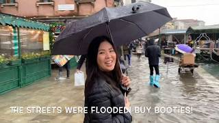 Venice, Italy: Beautiful, Even When It Floods