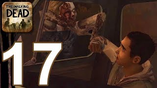 The Walking Dead Game: Season 1 - Gameplay Walkthrough Part 17 - 400 Days (iOS, Android)