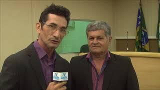 Jeovan Barbosa foi ao Detran em Fortaleza, em busca de redutores de velocidade