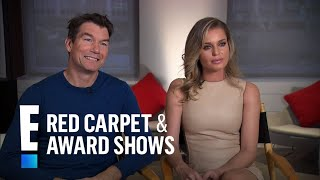 Jerry O'Connell & Rebecca Romijn Talk First Date and Kiss! | E! Red Carpet & Award Shows
