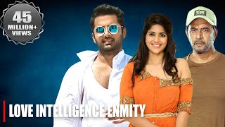 LOVE INTELLIGENCE ENMITY | NITIN NEW RELEASED Full Hindi Dubbed Movie | Nitin Movie Hindi Dubbed