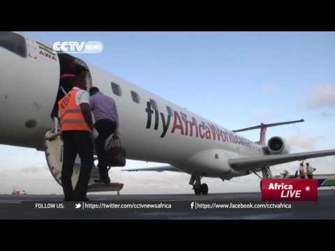 China-Africa aviation cooperation