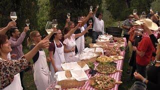 Weinfest 2015 der Fattoria  La Vialla