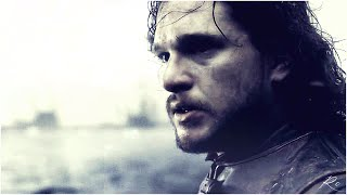 Jon Snow | nobody can save me now (season 5 +5x10)
