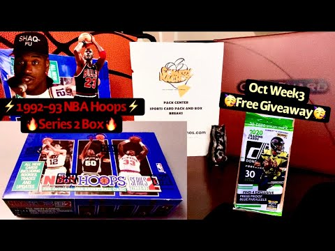 1992-1993-nba-hoops-series-2-box-break-opening-review-most-valuable-cards-shaquille-o'neal-rookies