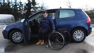 Jazda samochodem bez użycia nóg!