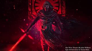 Star Wars: Duel of The Fates & Imperial March   EPIC VERSION