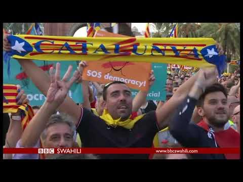 BBC DIRA YA DUNIA JUMATANO 11/10/2017