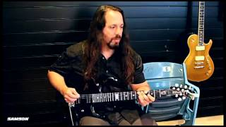 Dream Theater/John Petrucci Tuning Guitar / Samson CT20