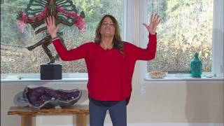Stressfree Living Quick Tip: Spinal Cord Breathing