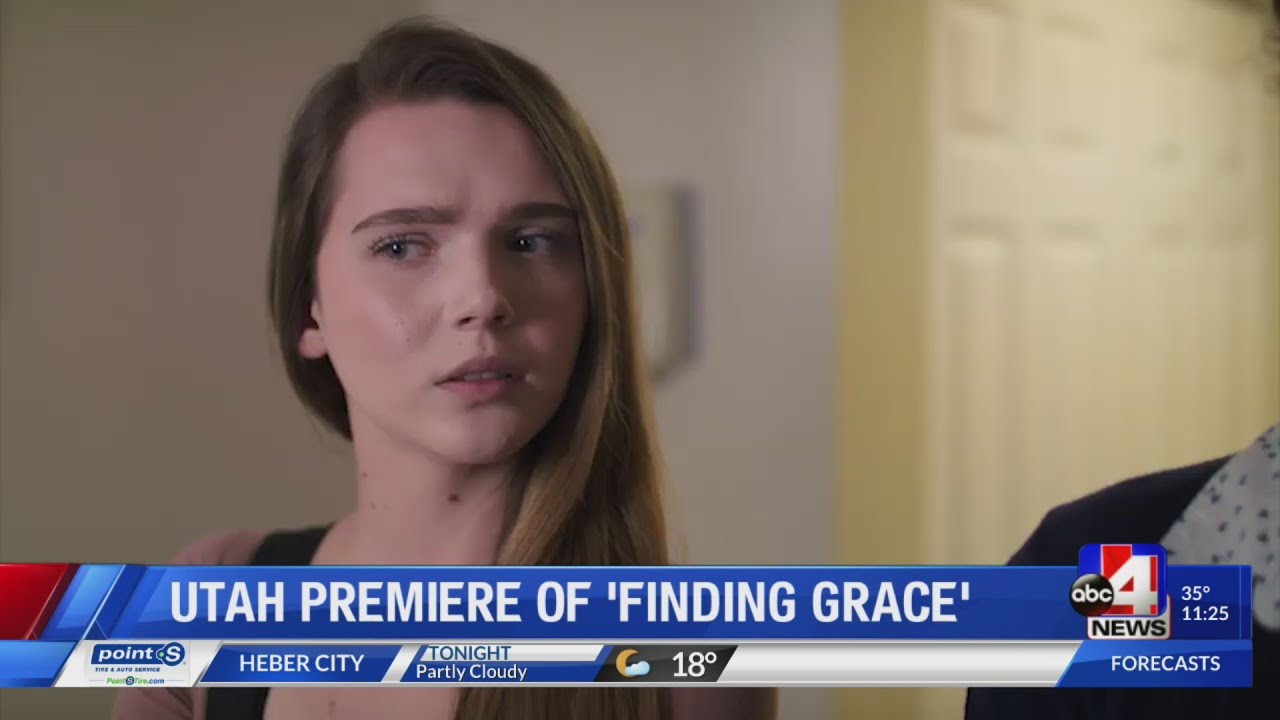 Faith-based movie 'Finding Grace' premiers Thursday at Jordan Commons