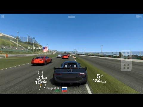 Real Racing 3 - Master - EAST/WEST THROWDOWN