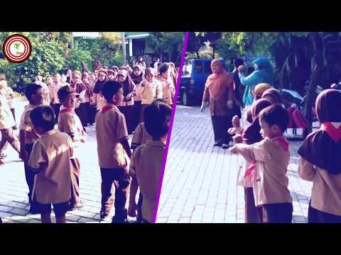 "SOSIALISI NARKOBA GMDM DI SD AREN JAYA 18   BEKASI | Soundtrack Lagu Mars GMDM ""INDONESIA BERSINAR"""