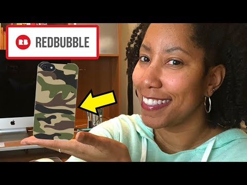 RedBubble: How to Create & Sell Your Art Online For Free
