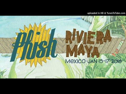 """Phish - """"Sand/Ghost/2001"""" (Riviera Maya, 1/15/16)"""