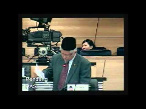 MP PAS Pendang Bahas Bajet 2013
