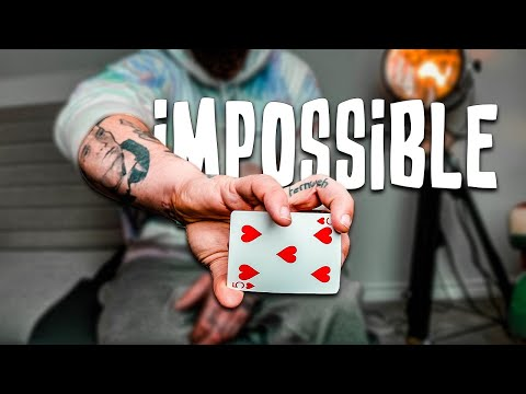 Magician Teaches The HARDEST Card Move!! - Slipshift Color Change Tutorial