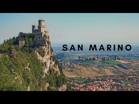San Marino Vacation Travel Guide
