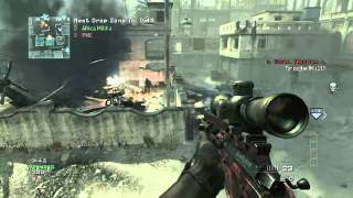 mw3 game clip