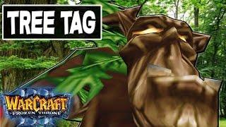 Warcraft 3 - Tree Tag #4