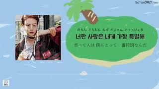 日本語字幕【 잠시 / Telepathy 】 BTS 防弾少年団