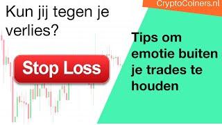 Traden met Bitcoin: ben jij een goede verliezer?