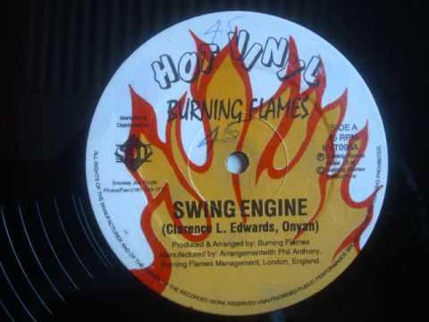 Burning Flames   Swinging Engine