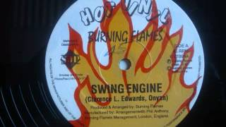 Burning Flames   Swinging Engine