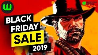 Top 10 Black Friday Game Deals at Green Man Gaming | 2019 | whatoplay