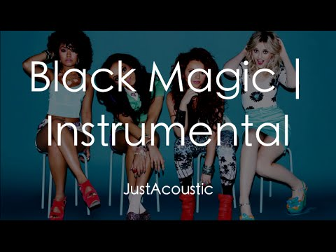 Black Magic - Little Mix (Acoustic Instrumental)