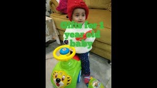 Gift Ideas For 1 Year Old Baby Boy /girl. Birthday Gift For Baby| Top And Cheap Toys For Small Baby