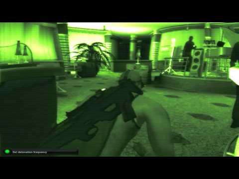 Mission 7: Cozumel - Cruise Ship - Hard - Splinter Cell: Double Agent Walkthrough [HD]