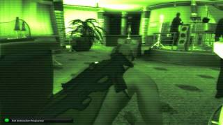 Mission 7: Cozumel - Cruise Ship - Hard - Splinter Cell: Double Agent Walkthrough [HD]