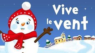 Vive le vent d'hiver (chanson de Noël pour petits avec paroles)