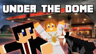 Minecraft - UNDER THE DOME | HET TANKSTATION BEROVEN?!! #3